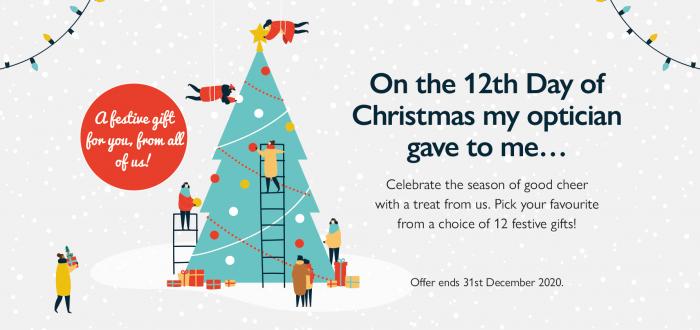 12 Christmas Gifts image
